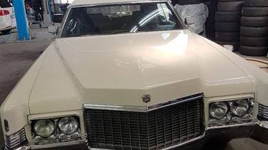Ami Car Front